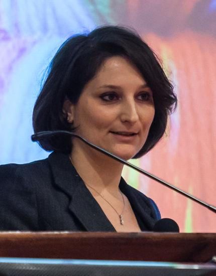 Silvia Fontana - Policy & Strategy advisor